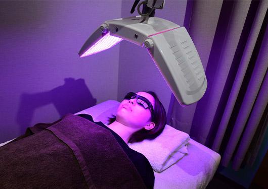最新治療機器LED