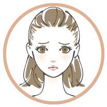 女性薄毛事例5